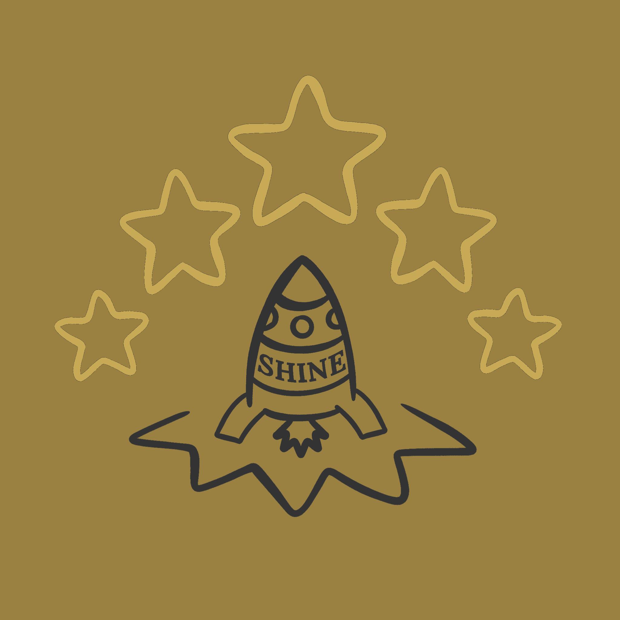 Icon_3 Shine Goud-Grijs