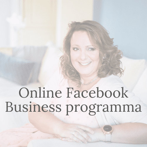 Online Facebook Business Programma