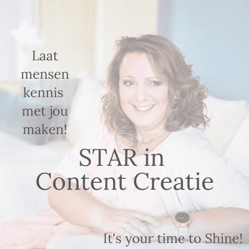 Star in Content Creatie